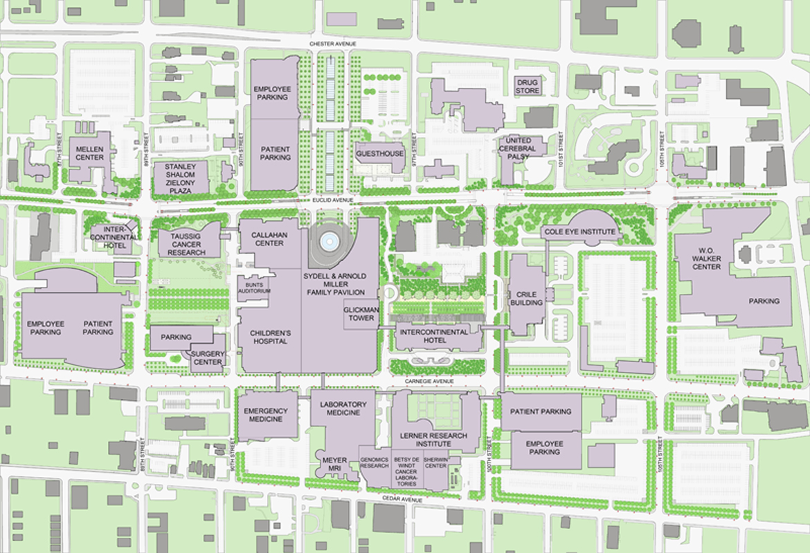 Cleveland Clinic Master Plan