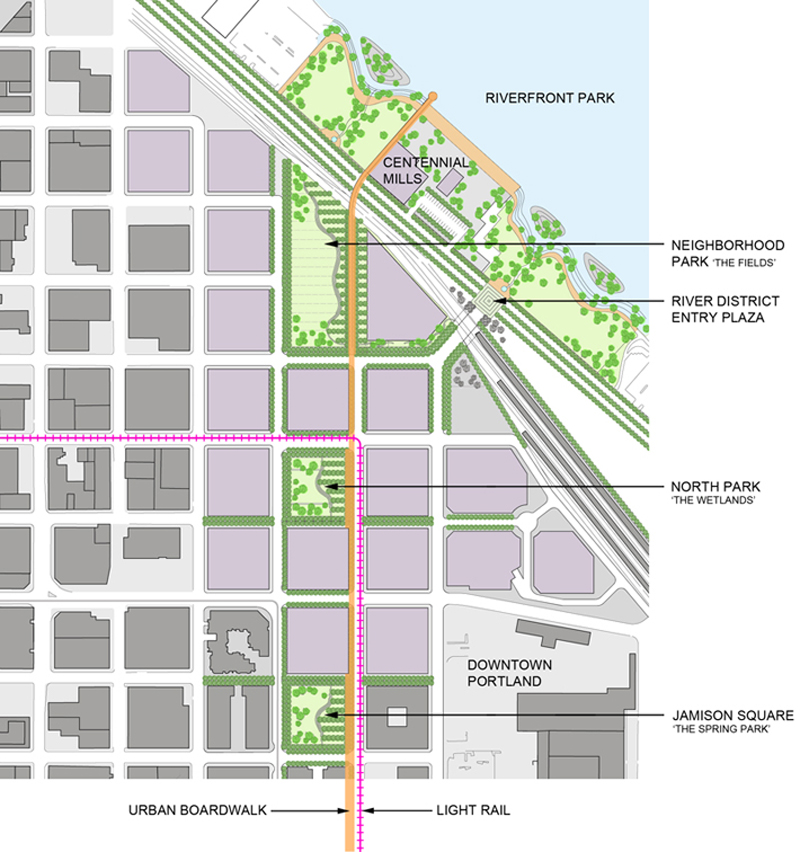 Urban design planning pwp landscape architecture for Architecture plan