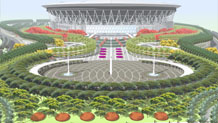 New Era University Philippine Arena