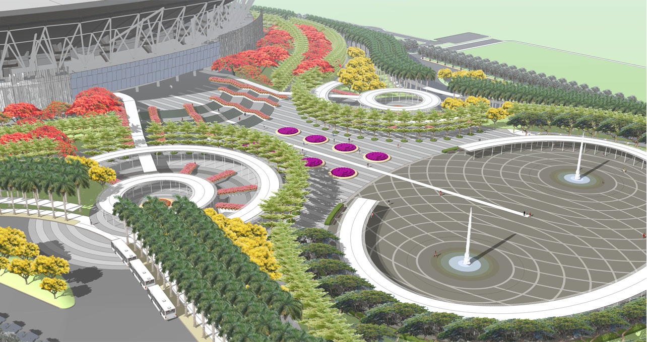 Manila philippine arena 50 000 page 168 skyscrapercity for Filipino landscape architects