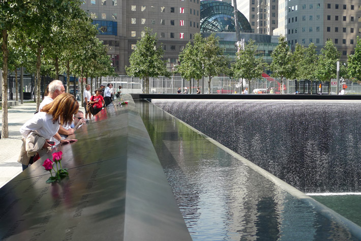 National September 11 Memorial Pwp Landscape Architecture